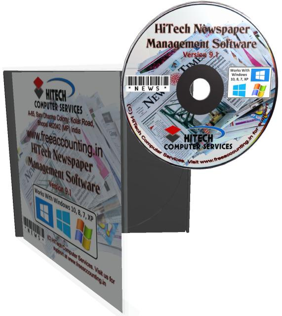 Buy HiTech Newspaper Management Software Now.